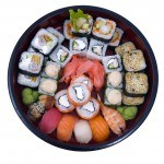 zestaw sushi take away