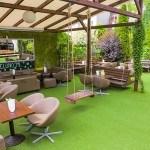 Tao & Tappanyaki - ogród - zadaszenie