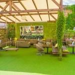 Tao & Tappanyaki - ogród - zieleń