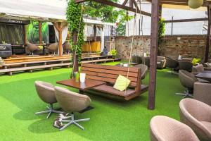 Tao & Tappanyaki - ogród - wygodne fotele