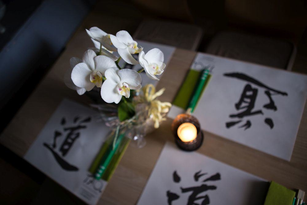 Booking – Tao Teppanyaki